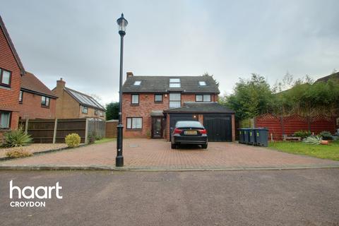 6 bedroom detached house for sale - Crocus Close, Croydon