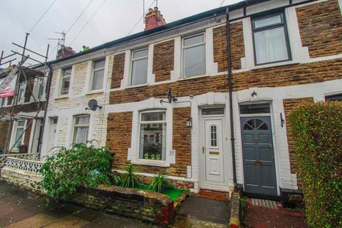 2 bedroom terraced house to rent - Arabella Street, Roath, Cardiff, CF24 4SW