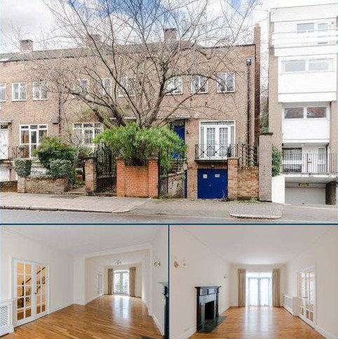3 bedroom house for sale - Porchester Terrace, London, W2