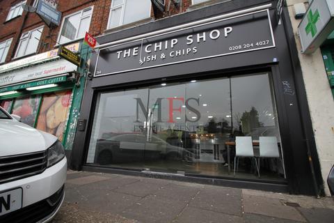 Restaurant for sale - Kingsbury Road, London, NW9
