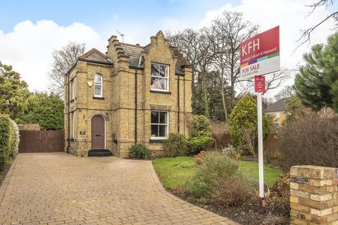 3 bedroom detached house for sale - Walden Road, Chislehurst