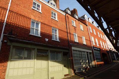 3 bedroom detached house to rent - Lower North Street, Exeter, EX4 3ET
