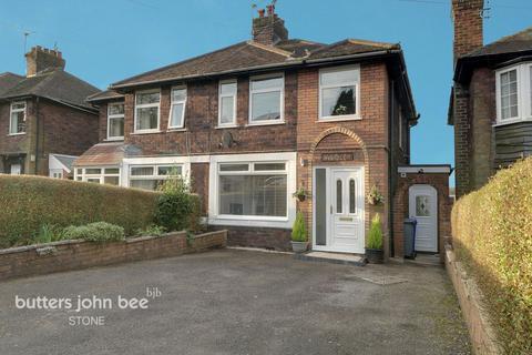 3 bedroom semi-detached house for sale - Lightwood Road, Stoke-On-Trent