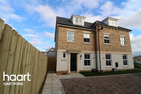 4 bedroom detached house to rent - Ebbsfleet Valley