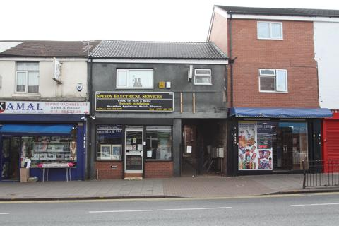 Retail property (high street) to rent - Soho Road, Handsworth, Birmingham, West Midlands B21 9SE