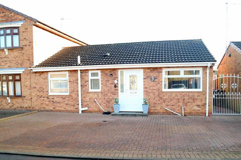 2 bedroom bungalow for sale - Riverview Gardens, Sutton Park, Hull, East Riding of Yorkshire, HU7