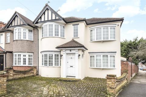 3 bedroom end of terrace house for sale - Kingswear Road, Ruislip, Middlesex, HA4