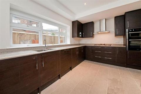 4 bedroom terraced house to rent - Belsize Road, Hampstead, London, NW6