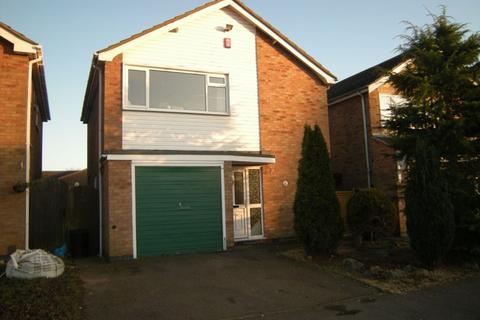 3 bedroom detached house for sale - Penney Close, Wigston, LE18