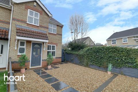 3 bedroom semi-detached house for sale - Stevenson Close, Heighington