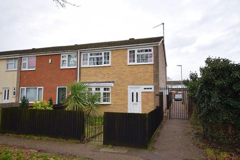 3 bedroom end of terrace house for sale - Lowfield, King's Lynn