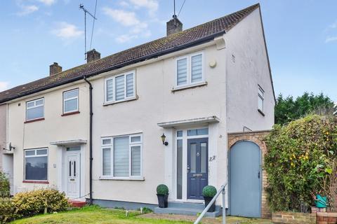 2 bedroom end of terrace house for sale - Longbury Drive, Orpington