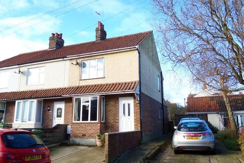 2 bedroom end of terrace house for sale - Sheringham