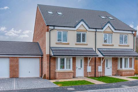 4 bedroom semi-detached house for sale - Plot 8 The Pinewood, Primrose Court, Groveley Lane, Longbridge, Birmingham, B31 4PT