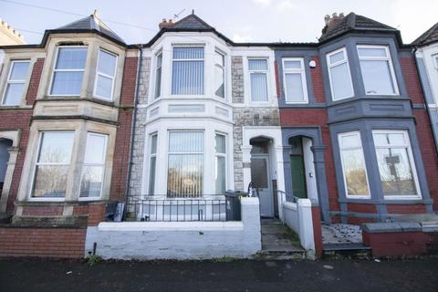 3 bedroom terraced house for sale - Clarence Embankment, Cardiff