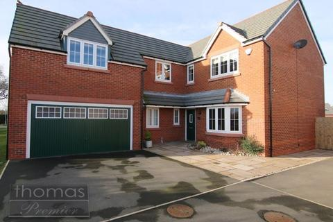 5 bedroom detached house for sale - Garrison Close, Saighton, Chester, CH3