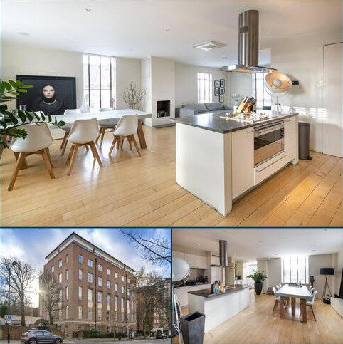 2 bedroom apartment for sale - The Yoo Building, 17 Hall Road, London, NW8