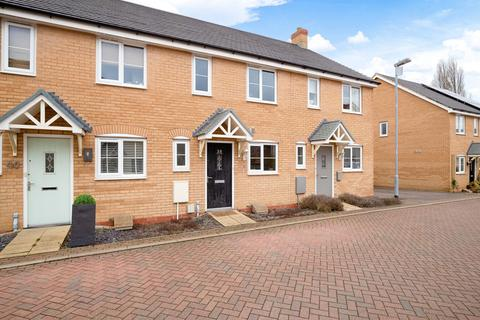 2 bedroom terraced house for sale - Windmill Place, Papworth Everard