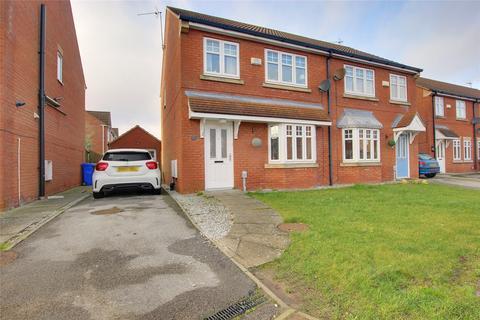 3 bedroom semi-detached house for sale - Ravenser Court, Hedon, East Yorkshire, HU12