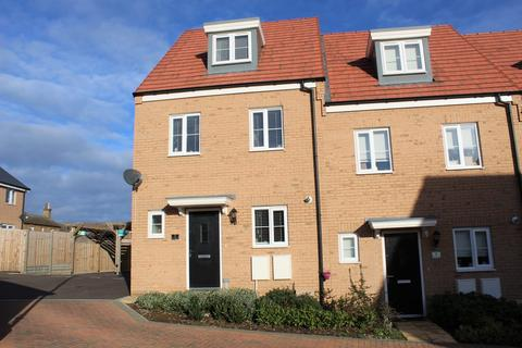 3 bedroom end of terrace house for sale - Yates Meadow, Potton