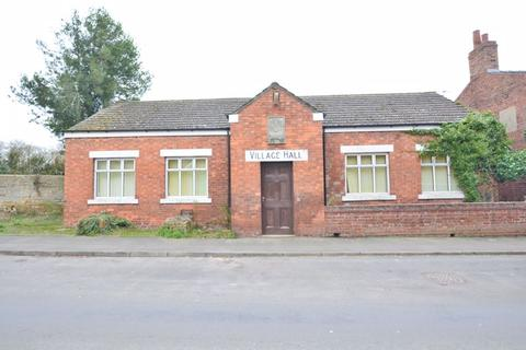 3 bedroom detached house for sale - The old village hall, Manor Road, Washingborough, Lincoln
