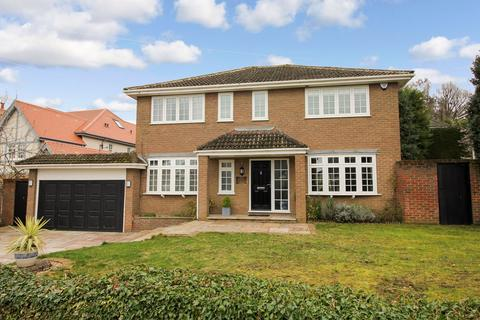 4 bedroom detached house for sale - Hill Brow, Bromley, BR1 2PQ