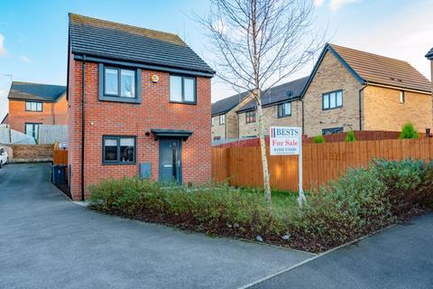 3 bedroom detached house for sale - Medlock Close, Lakeside, Runcorn
