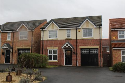 4 bedroom detached house for sale - Abbey Green, Spennymoor, DL16