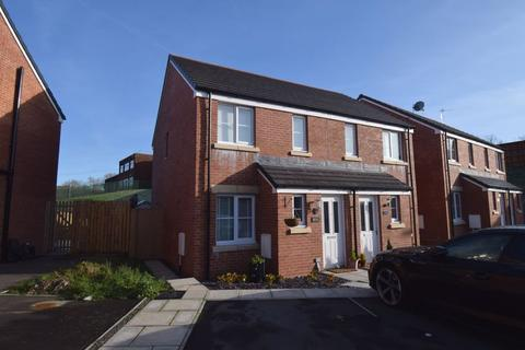 2 bedroom semi-detached house for sale - 42 Maes Brynach, Brynmenyn, Bridgend, CF32 9PT