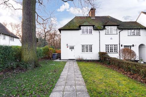 4 bedroom cottage for sale - Oakwood Road, Hampstead Garden Suburb, London NW11