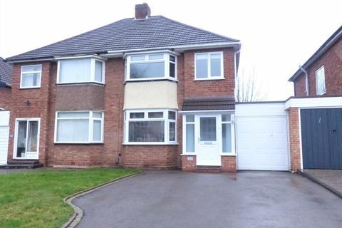 3 bedroom semi-detached house for sale - Bonner Drive, Sutton Coldfield