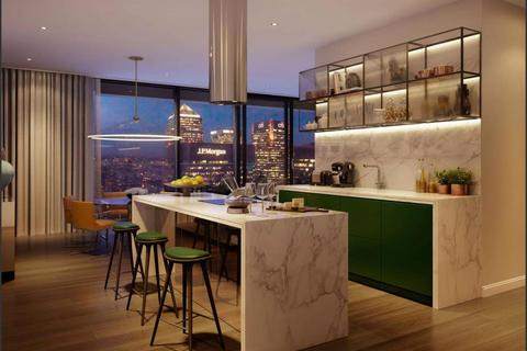 2 bedroom flat for sale - Marsh Wall, Isle of Dogs, London, E14 9TP