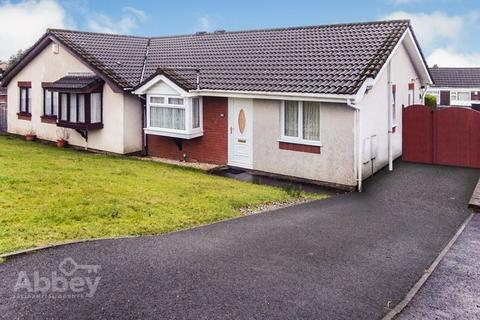 2 bedroom semi-detached bungalow for sale - Mackworth Drive, Cimla, Neath, SA11 2QA