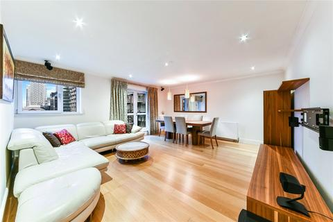 2 bedroom flat for sale - 4 Pepper Street, Canary Wharf, London, E14