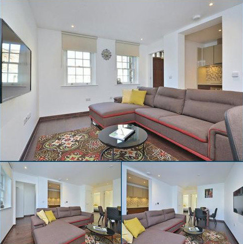 1 bedroom flat to rent - King Henry Terrace, The Highway, London, E1W