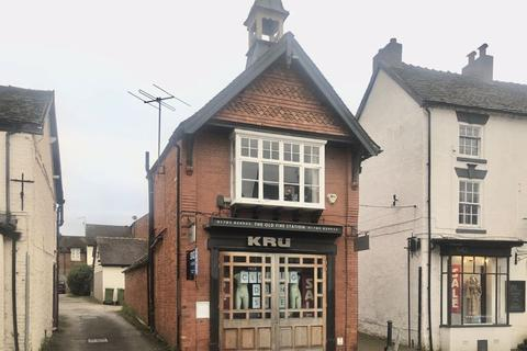 Retail property (high street) to rent - The Old Fire Station, 37 High Street, Eccleshall, Staffordshire