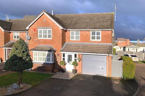4 bedroom detached house for sale - Boothstone Gardens, Yarnfield, Stone, Staffordshire