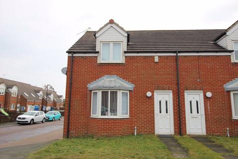 2 bedroom semi-detached house to rent - Redby Close