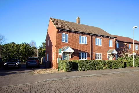 3 bedroom semi-detached house for sale - Prince Charles Avenue, Stotfold, Hitchin, SG5