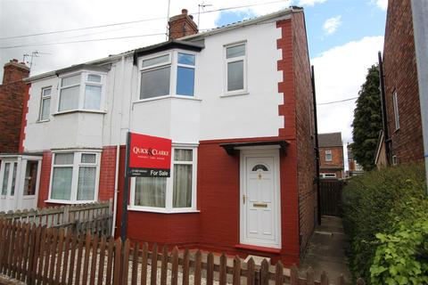 3 bedroom semi-detached house for sale - Devon Street, Cottingham
