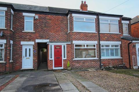 3 bedroom terraced house for sale - Brockenhurst Avenue, Cottingham