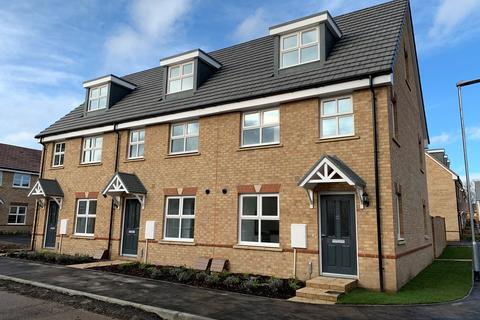 3 bedroom end of terrace house for sale - Lister Corner, Clipstone Park, Leighton Buzzard, LU7