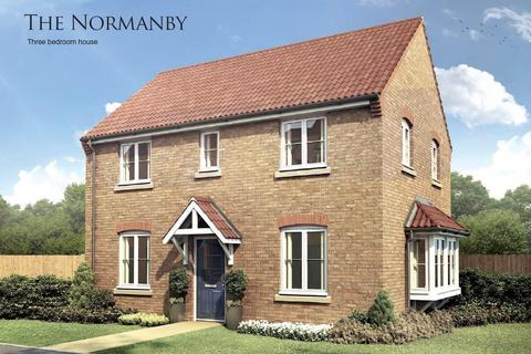 3 bedroom detached house for sale - The Normanby, Boston Gate, Sibsey Road, Boston
