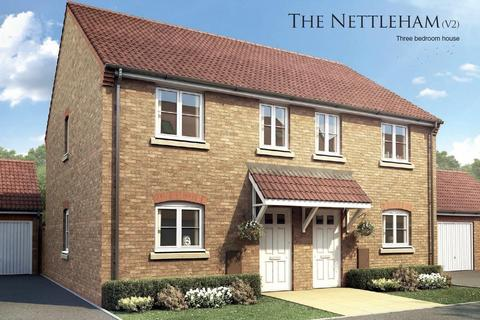 3 bedroom semi-detached house for sale - The Nettleham, Boston Gate, Sibsey Road, Boston