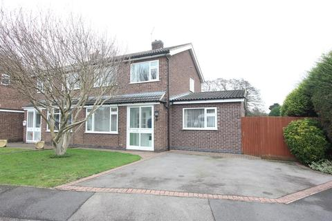 3 bedroom semi-detached house for sale - Riddon Drive, Hinckley