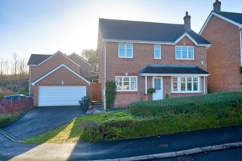 4 bedroom detached house for sale - Lime Kiln Way, Salisbury