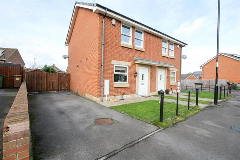 2 bedroom semi-detached house for sale - Doulton Drive, Sunderland