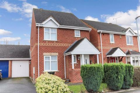 3 bedroom link detached house for sale - Penshurst Way, Nuneaton