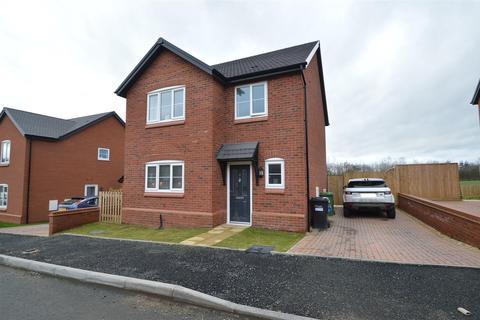 3 bedroom detached house for sale - 10 Sandhurst Way, Nesscliffe, Shrewsbury, SY4 1DR