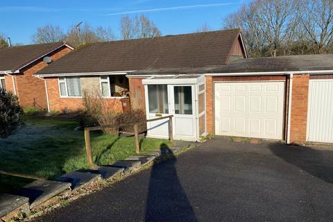3 bedroom detached bungalow for sale - Glebelands Road, Tiverton